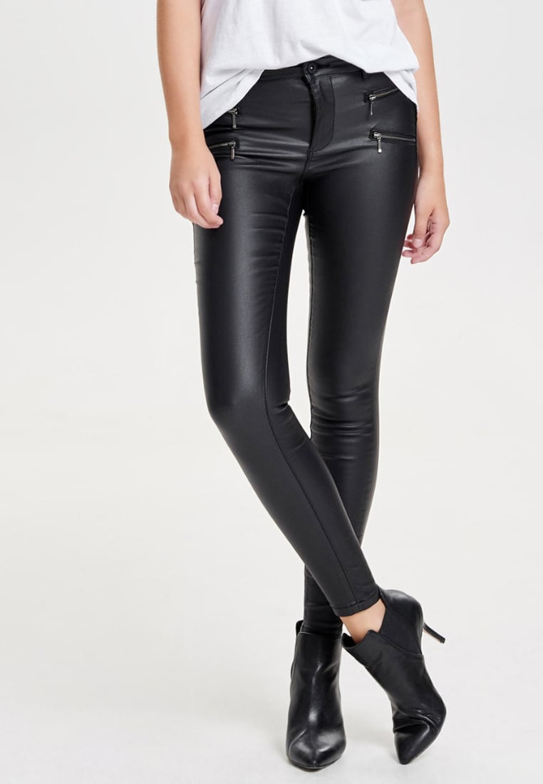 pantalon en similicuir