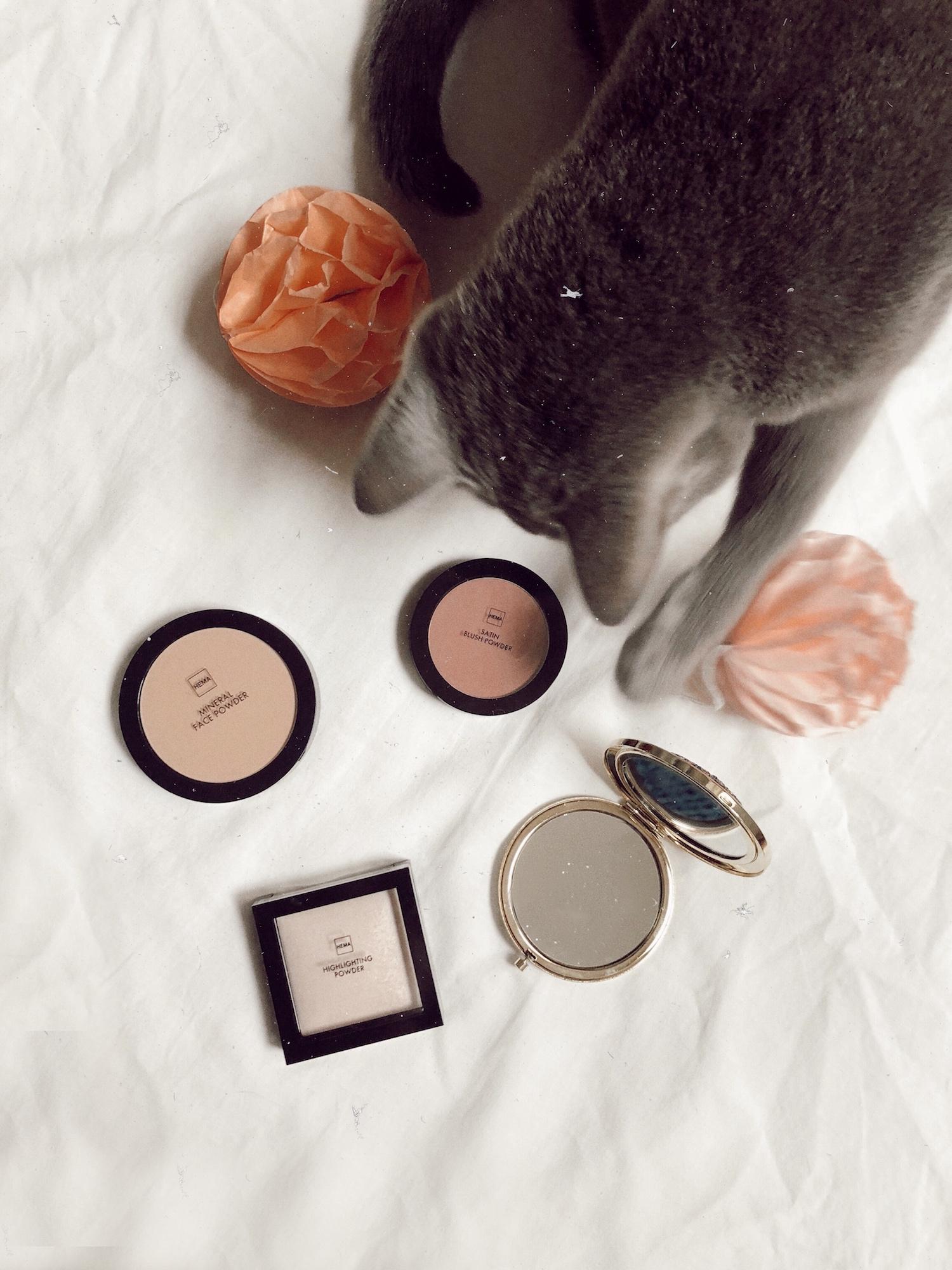 maquillage hema