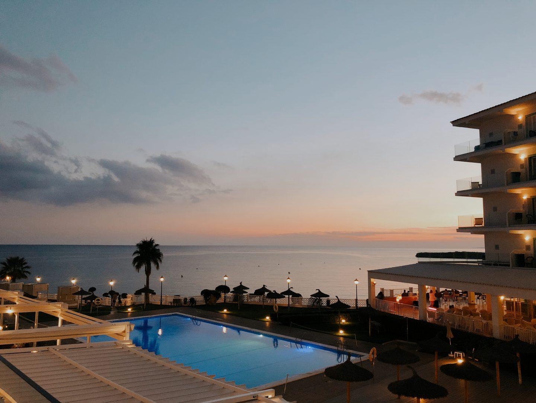 hotel minorque