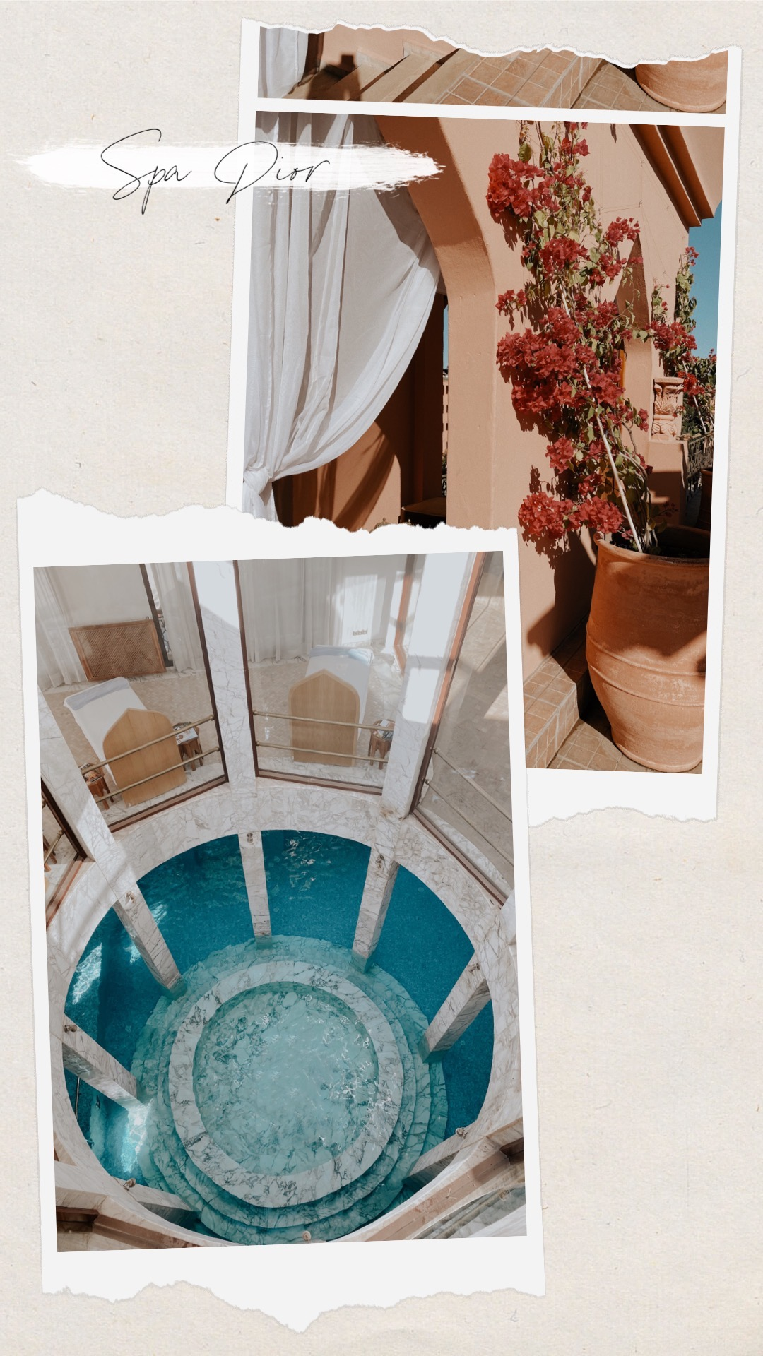 Dior Spa Marrakech