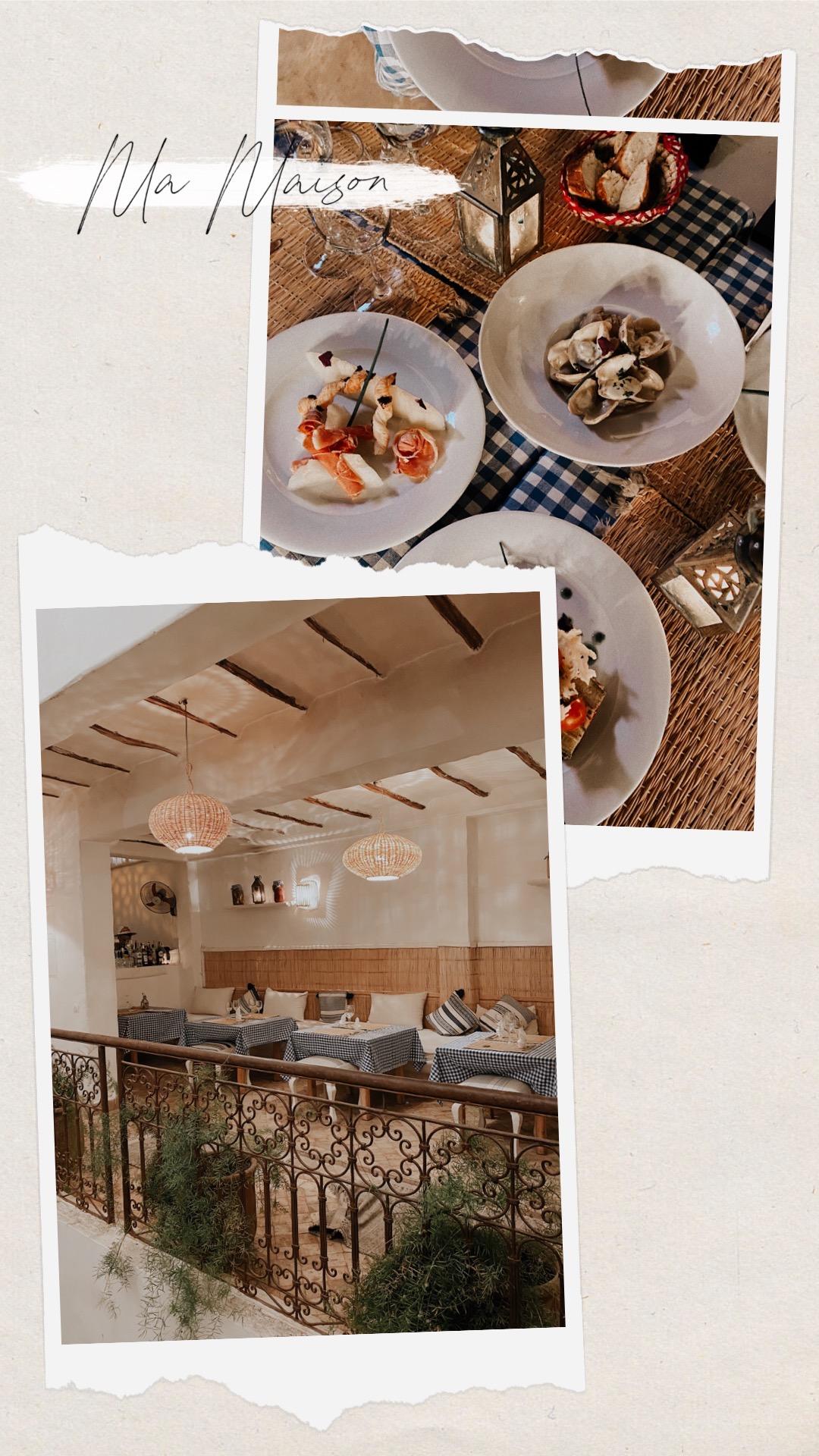Restaurant Marrakech 1