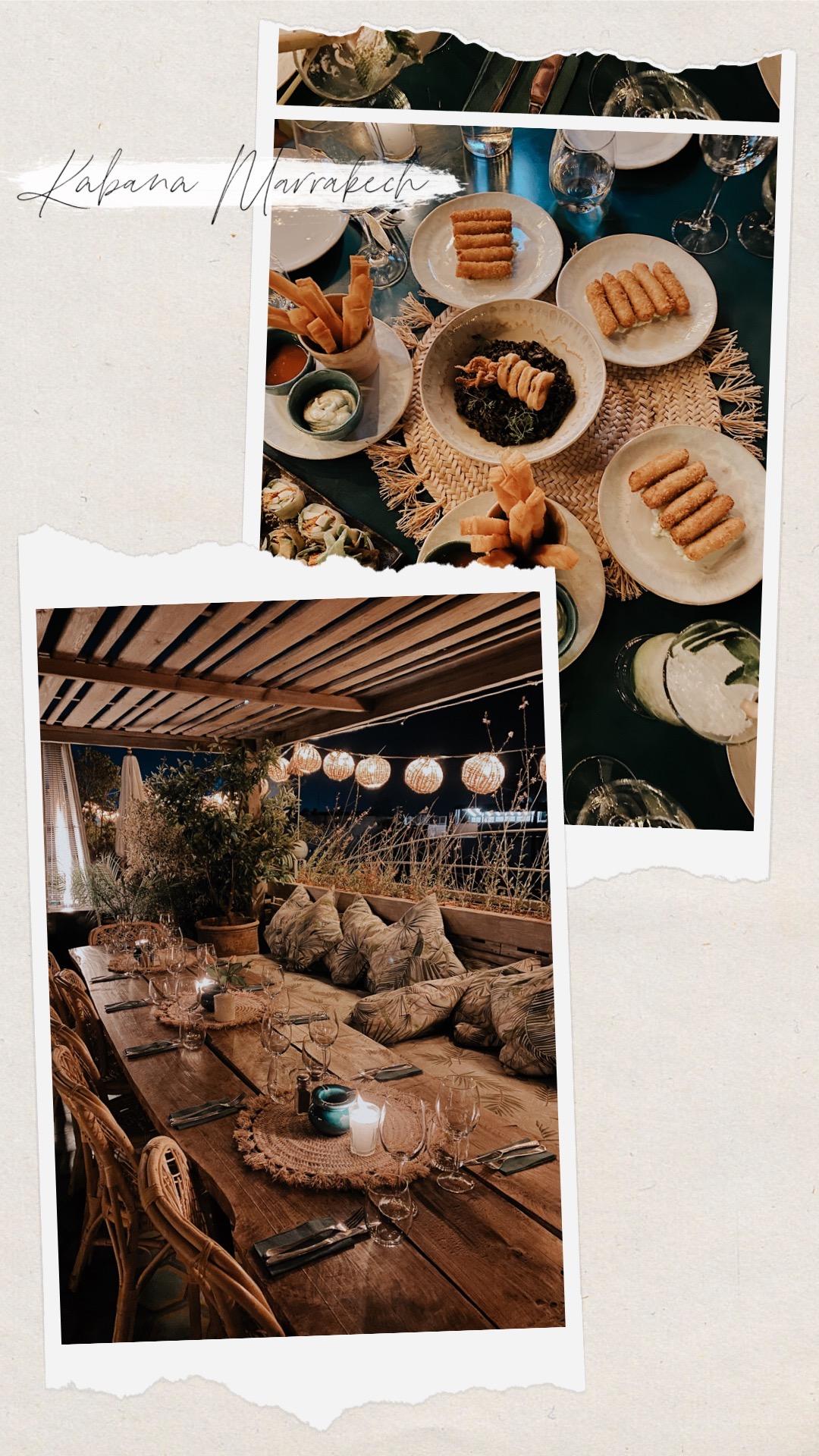 Restaurant Marrakech 4