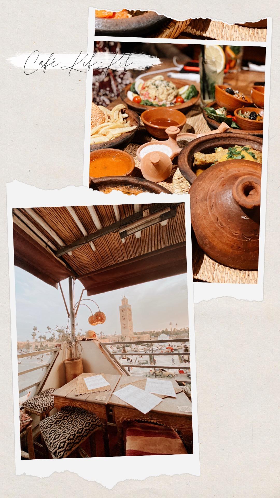 Restaurant Marrakech 5